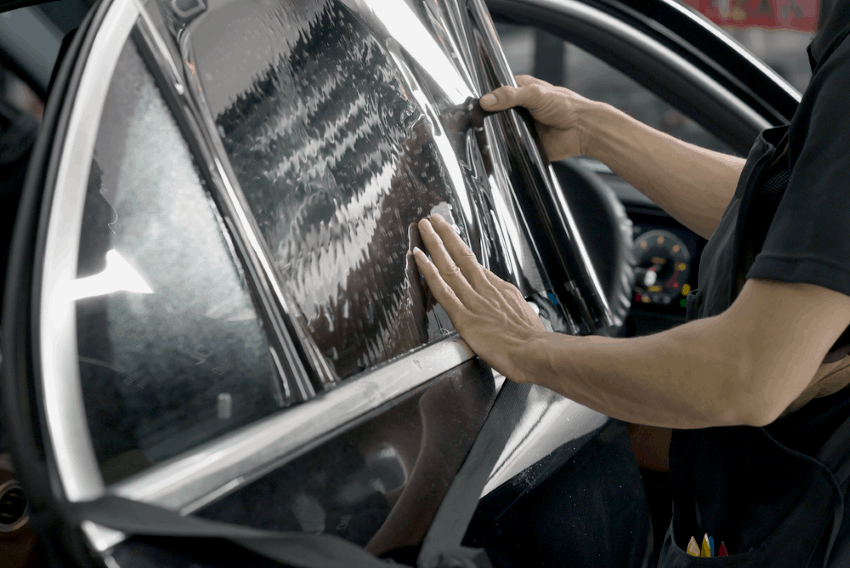 Car window tinting Pearland TX